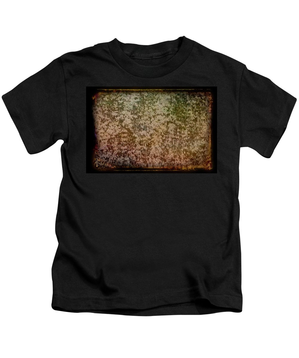 Flower Kids T-Shirt featuring the photograph Antique Amber Orange Parade by Aimee L Maher ALM GALLERY