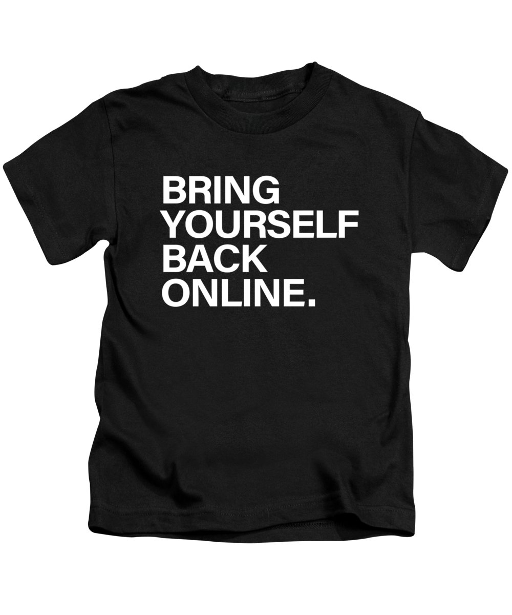 Yourself Kids T-Shirts