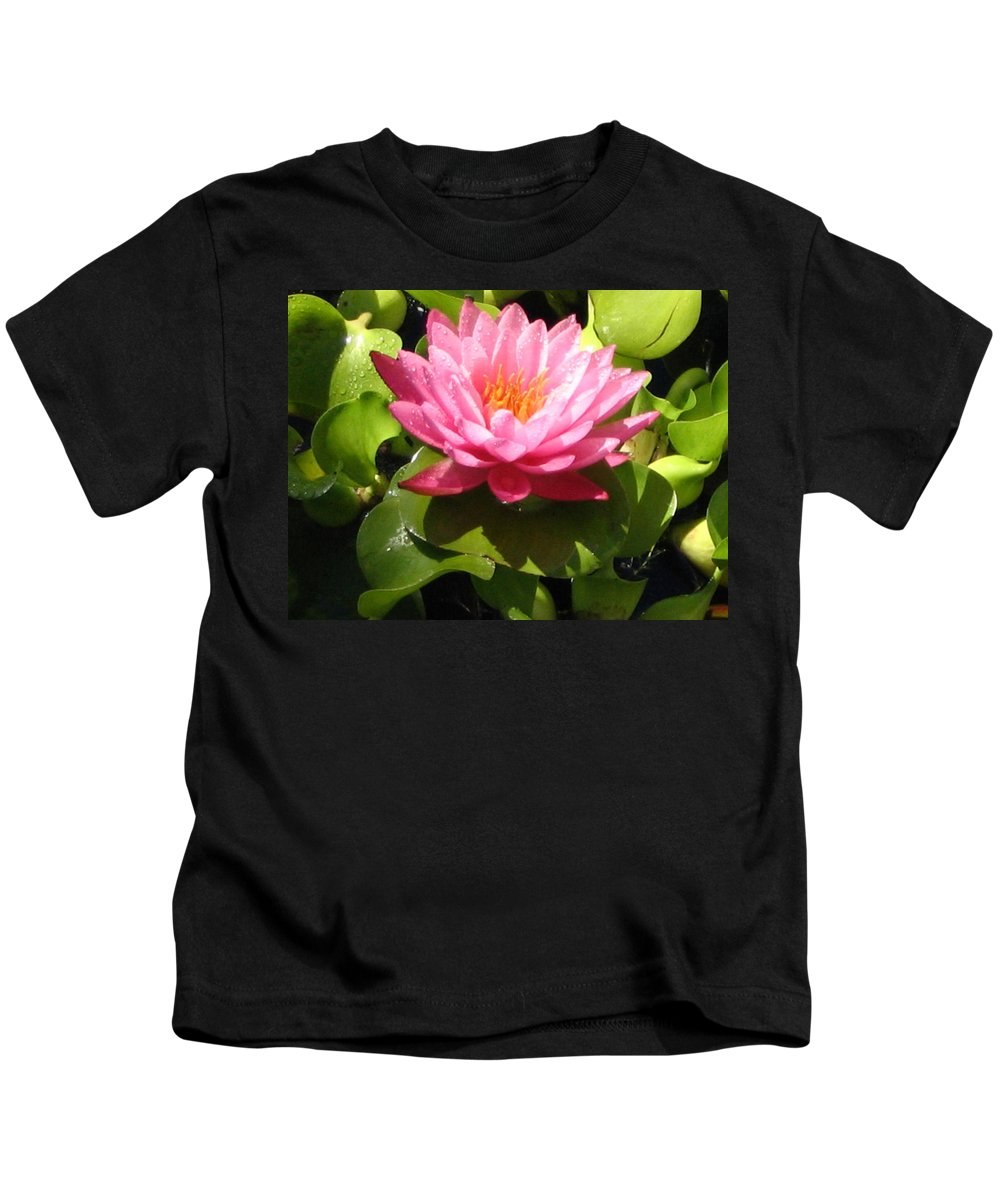 Nature Kids T-Shirt featuring the photograph Beautiful by Line Gagne