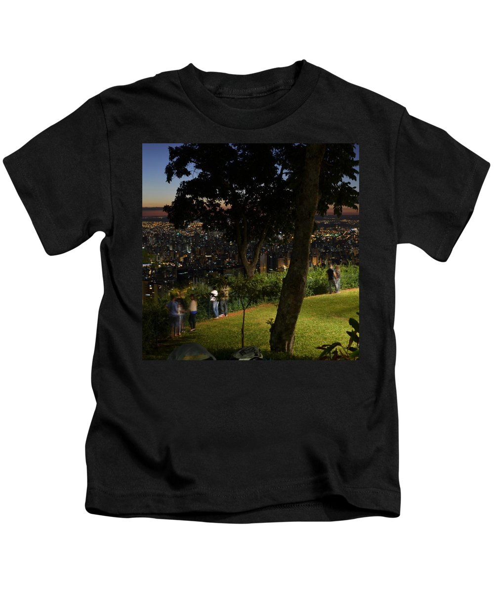 Skylines Kids T-Shirts