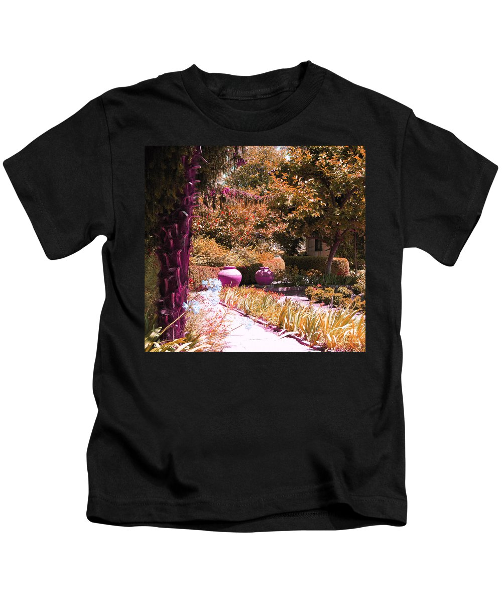 Beauty All Around Kids T-Shirt featuring the photograph Beauty All Around by Mini Arora