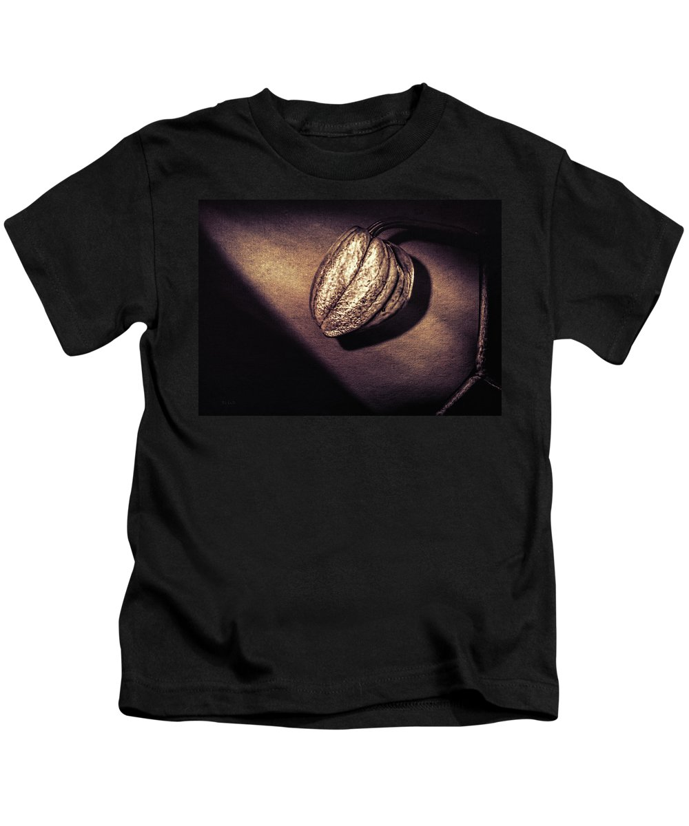 Orchid Kids T-Shirt featuring the photograph Before The Flower by Bob Orsillo
