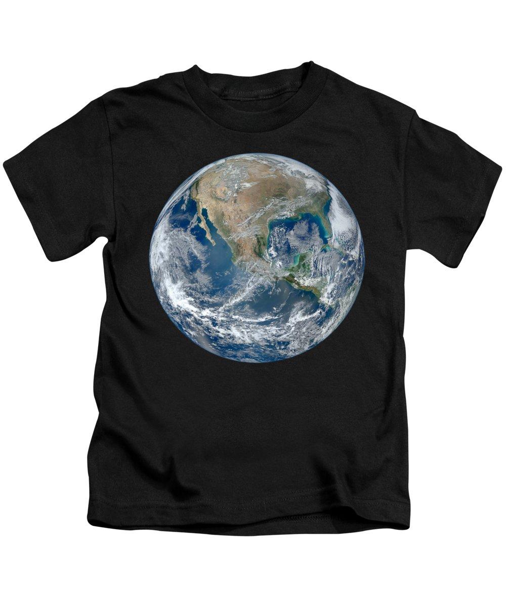 Environment Photographs Kids T-Shirts