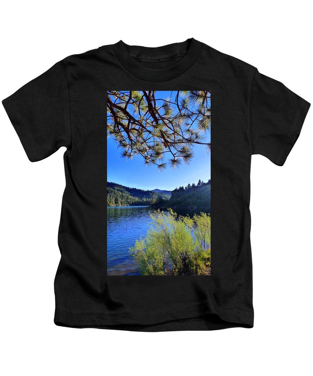 Bonito Kids T-Shirt featuring the photograph Bonito by Skip Hunt