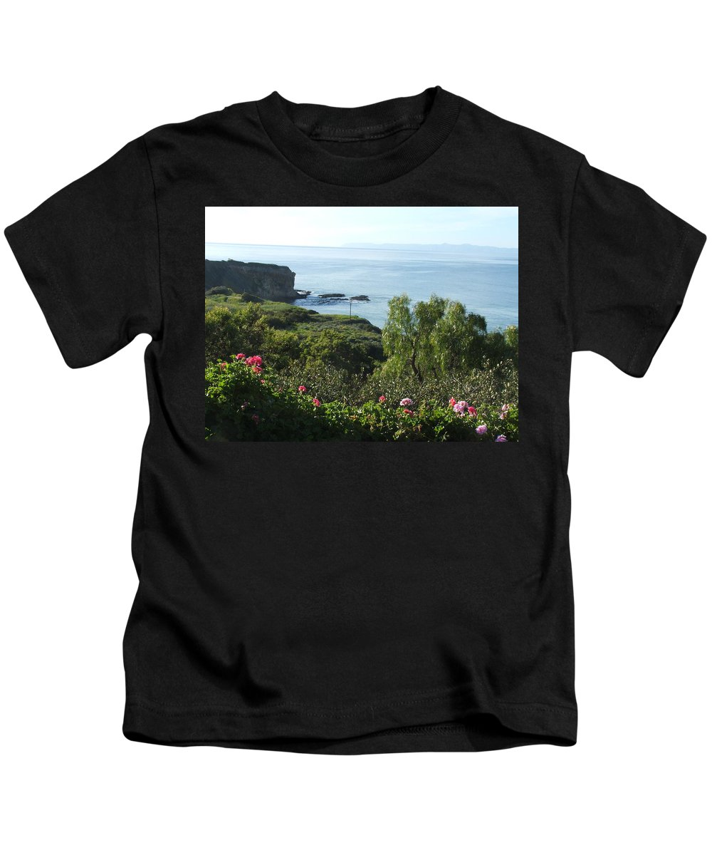Landscape Kids T-Shirt featuring the photograph Breath Of Fresh Air by Shari Chavira