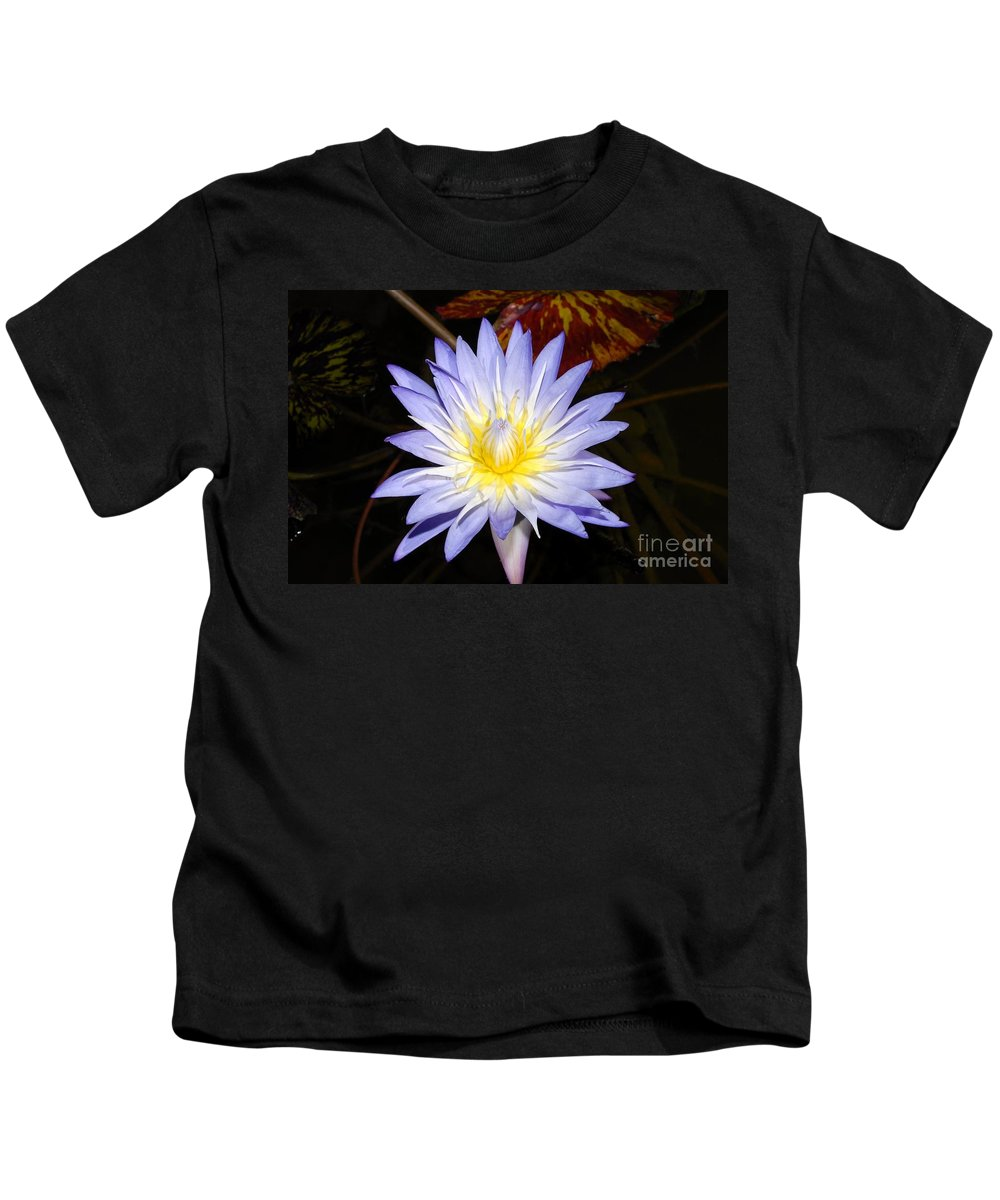 Lily Kids T-Shirt featuring the photograph Brilliant Beauty by David Lee Thompson