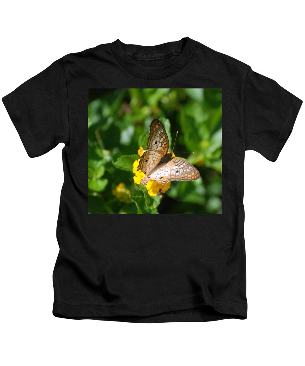 Butterfly Kids T-Shirt featuring the photograph Butterfly Land by Rob Hans