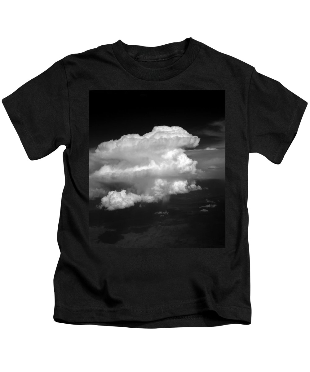 Cloud Photos Kids T-Shirt featuring the photograph Cb3.598 by Strato ThreeSIXTYFive