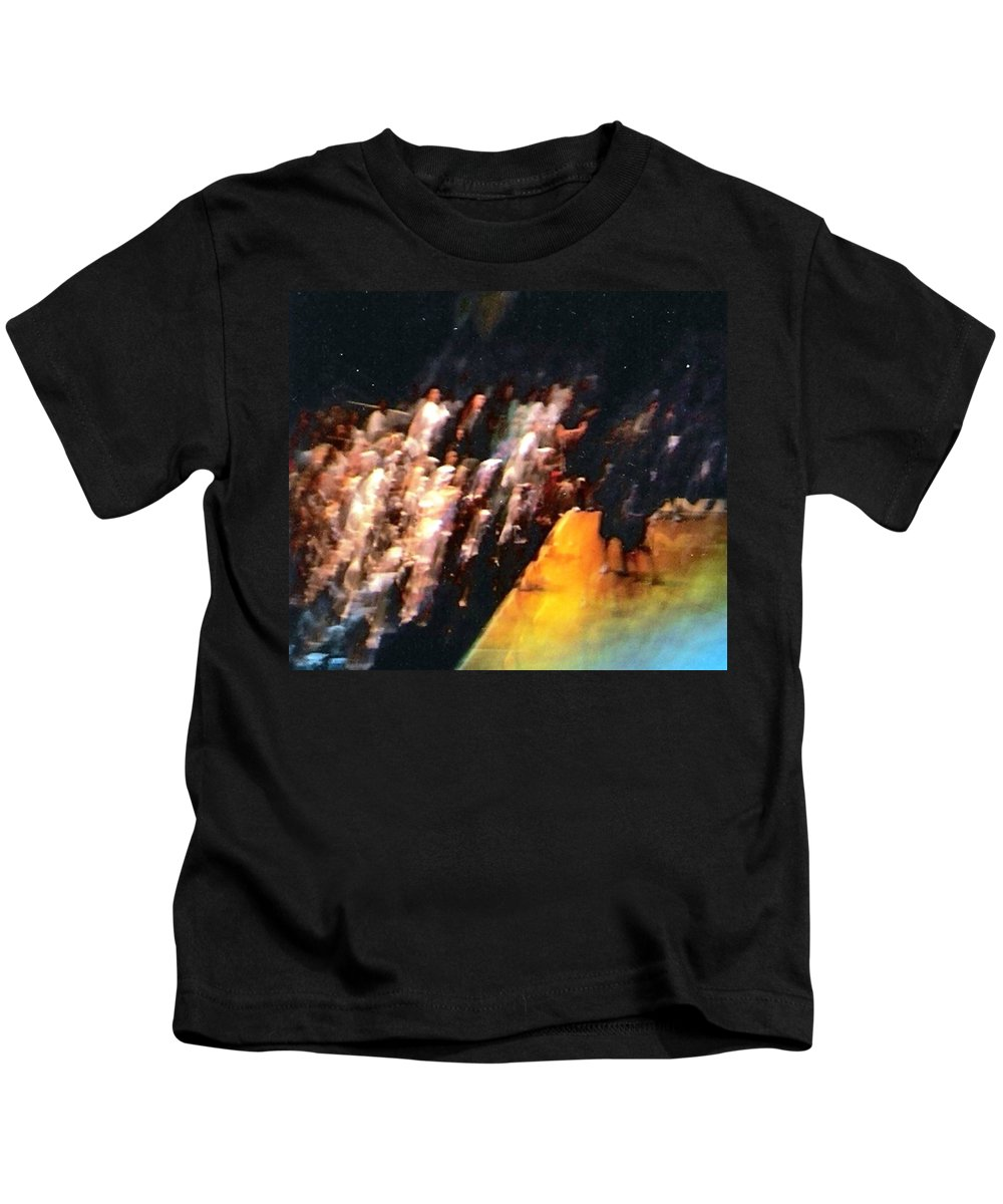 Surreal Kids T-Shirt featuring the photograph Celestial Applause by Pharris Art