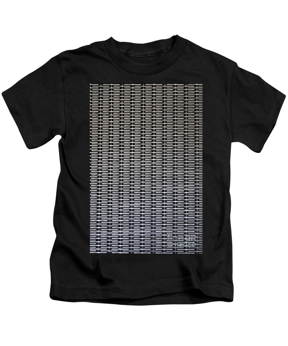 Clay Kids T-Shirt featuring the photograph Chain by Clayton Bruster
