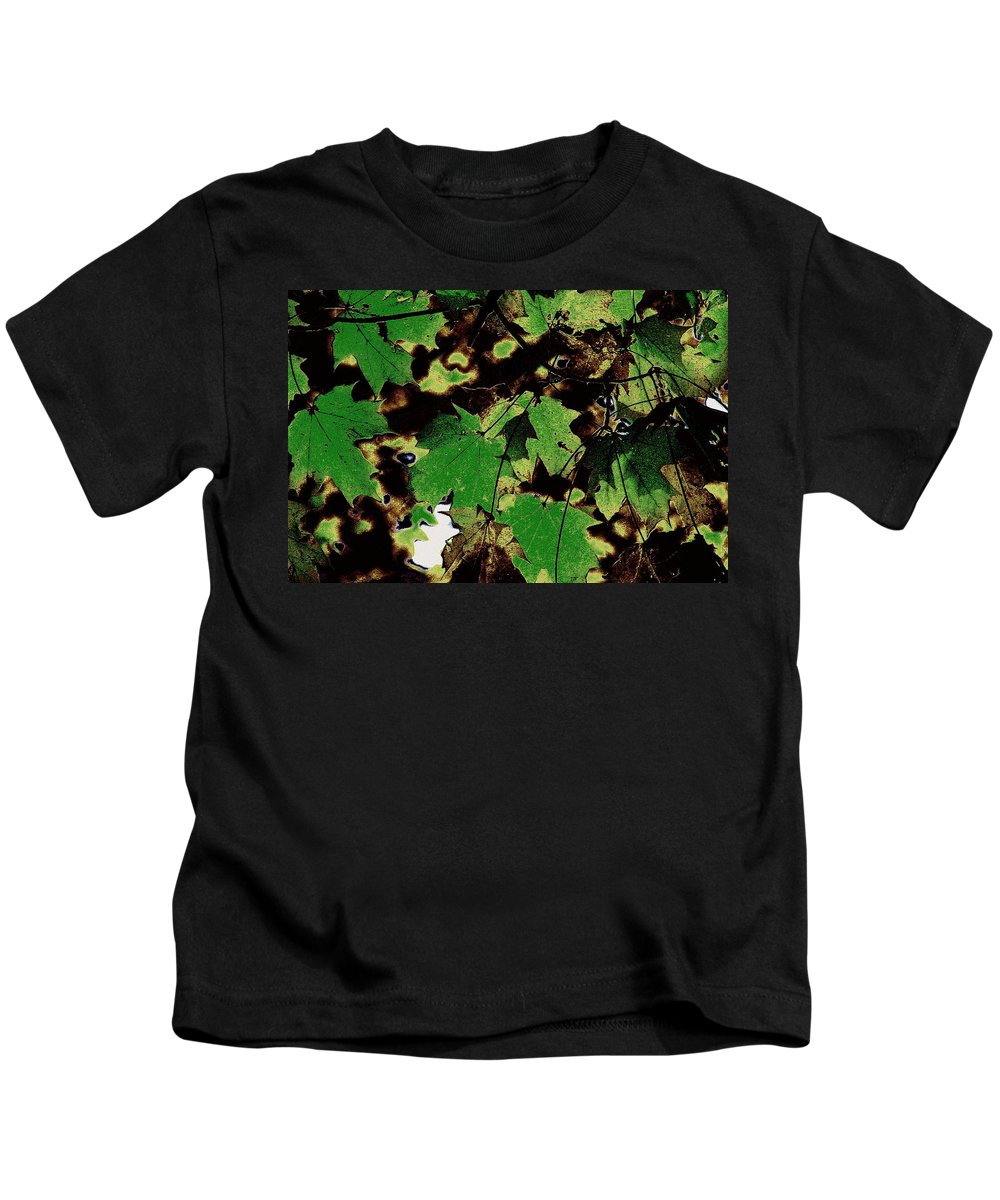 Landscape Kids T-Shirt featuring the photograph Chocolate Pudding by Ed Smith