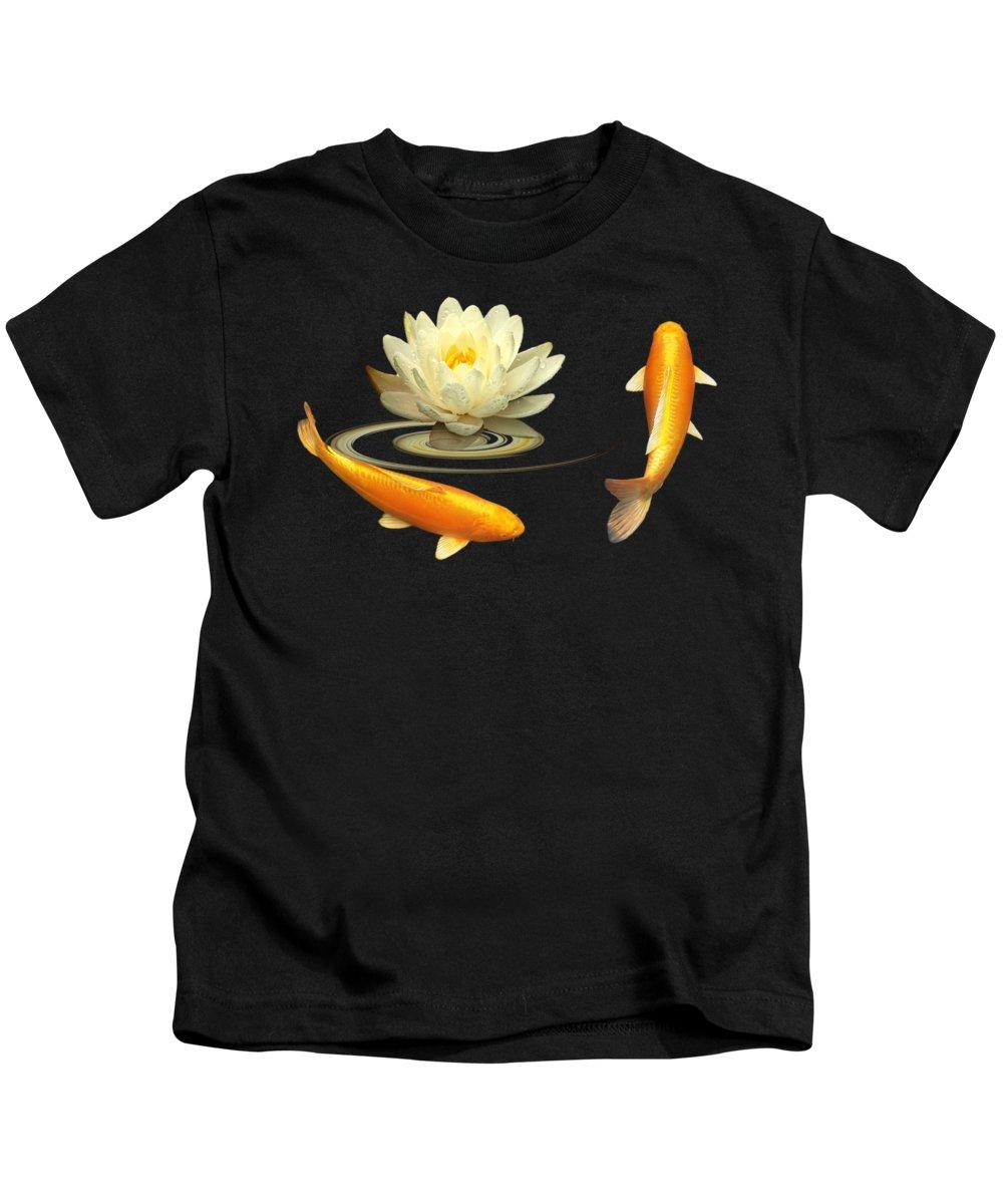 Ivory Photographs Kids T-Shirts