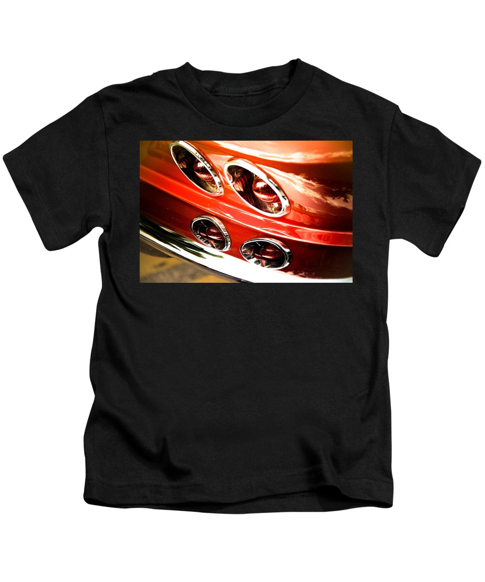 Car Kids T-Shirt featuring the photograph Classic Car by Alejandro Cupi