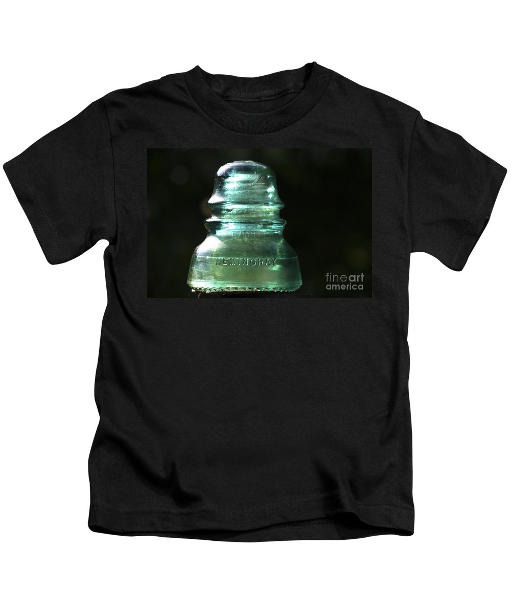 Glass Kids T-Shirt featuring the photograph Clean Glass by Sari Sauls