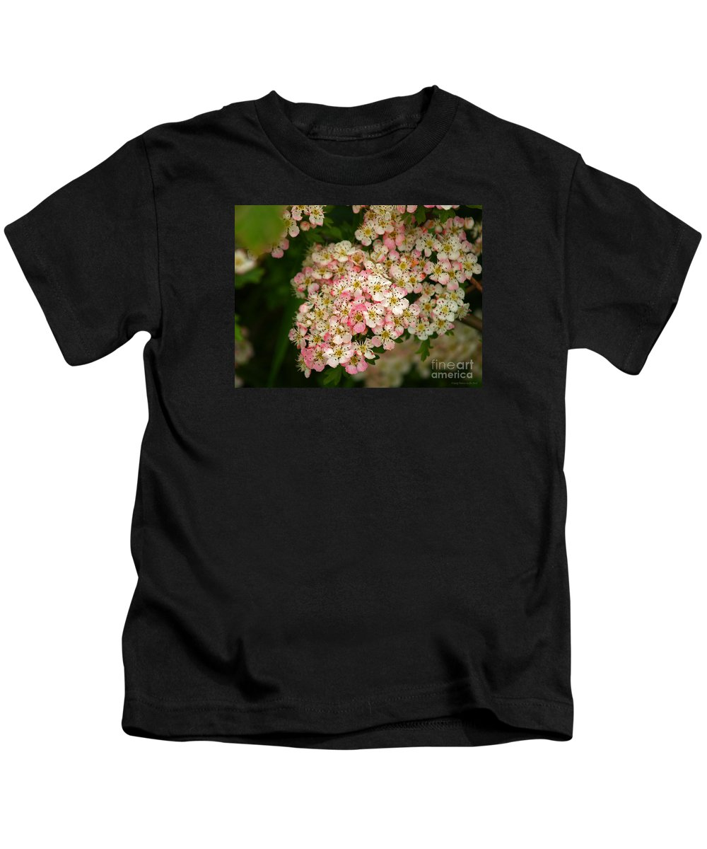 Fine Art Photography Kids T-Shirt featuring the photograph Colleen by Patricia Griffin Brett