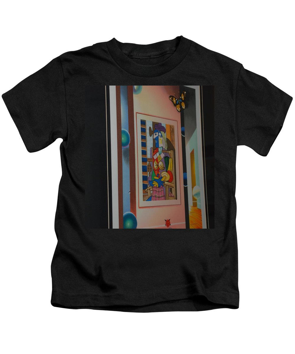 Colors Kids T-Shirt featuring the photograph Colors by Rob Hans