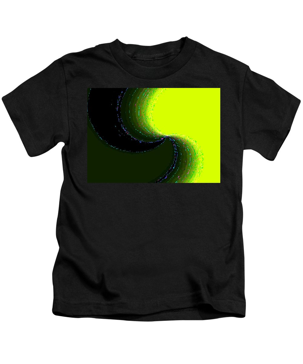 Organic Kids T-Shirt featuring the digital art Conceptual 5 by Will Borden