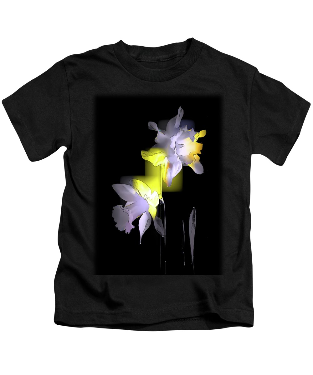 Abstract Impression Photographs Kids T-Shirts