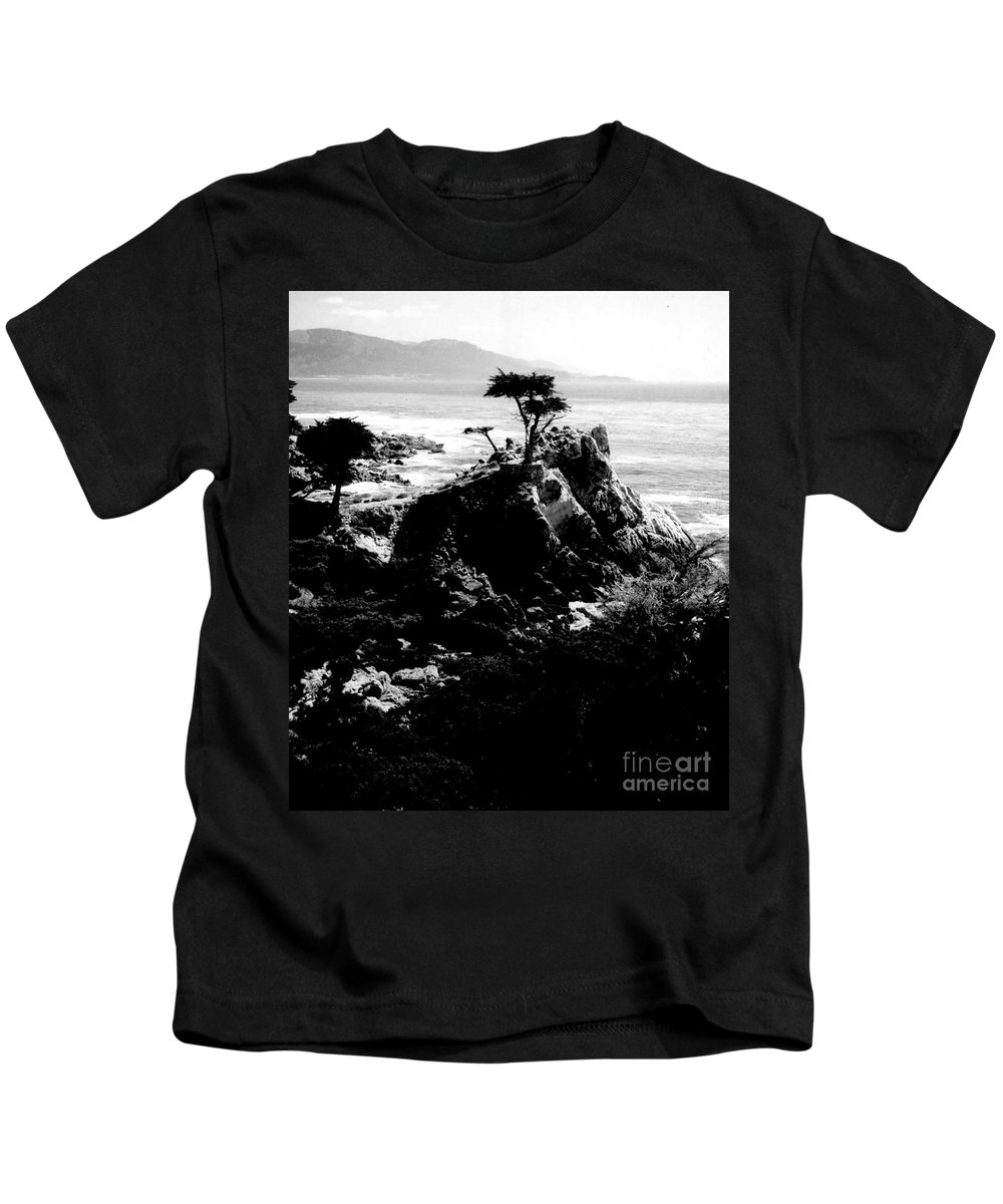 Cypress Kids T-Shirt featuring the photograph Cypress Trees by Kathleen Struckle
