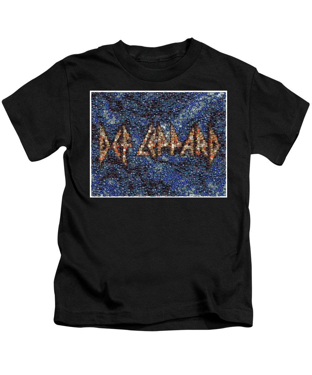 Def Leppard Kids T-Shirts