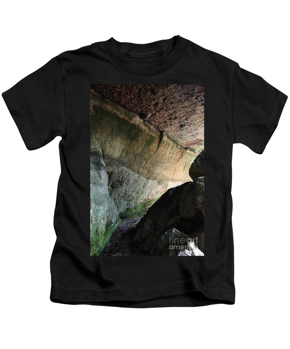 Stone Kids T-Shirt featuring the photograph Dove In Flight by Amanda Barcon