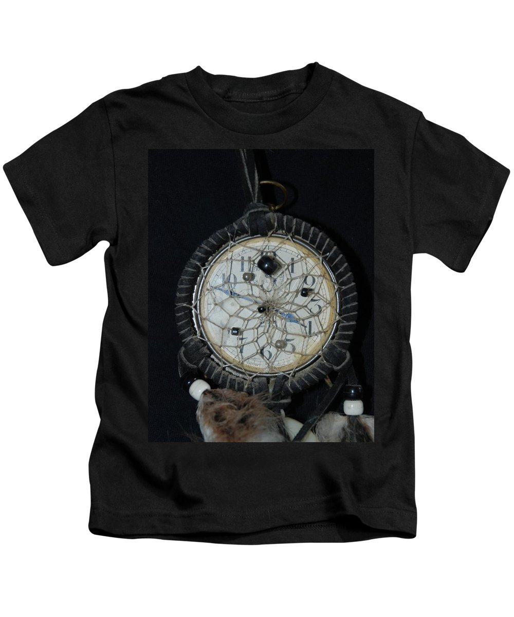 Dream Catcher Kids T-Shirt featuring the photograph Dream Catcher Time by Rob Hans