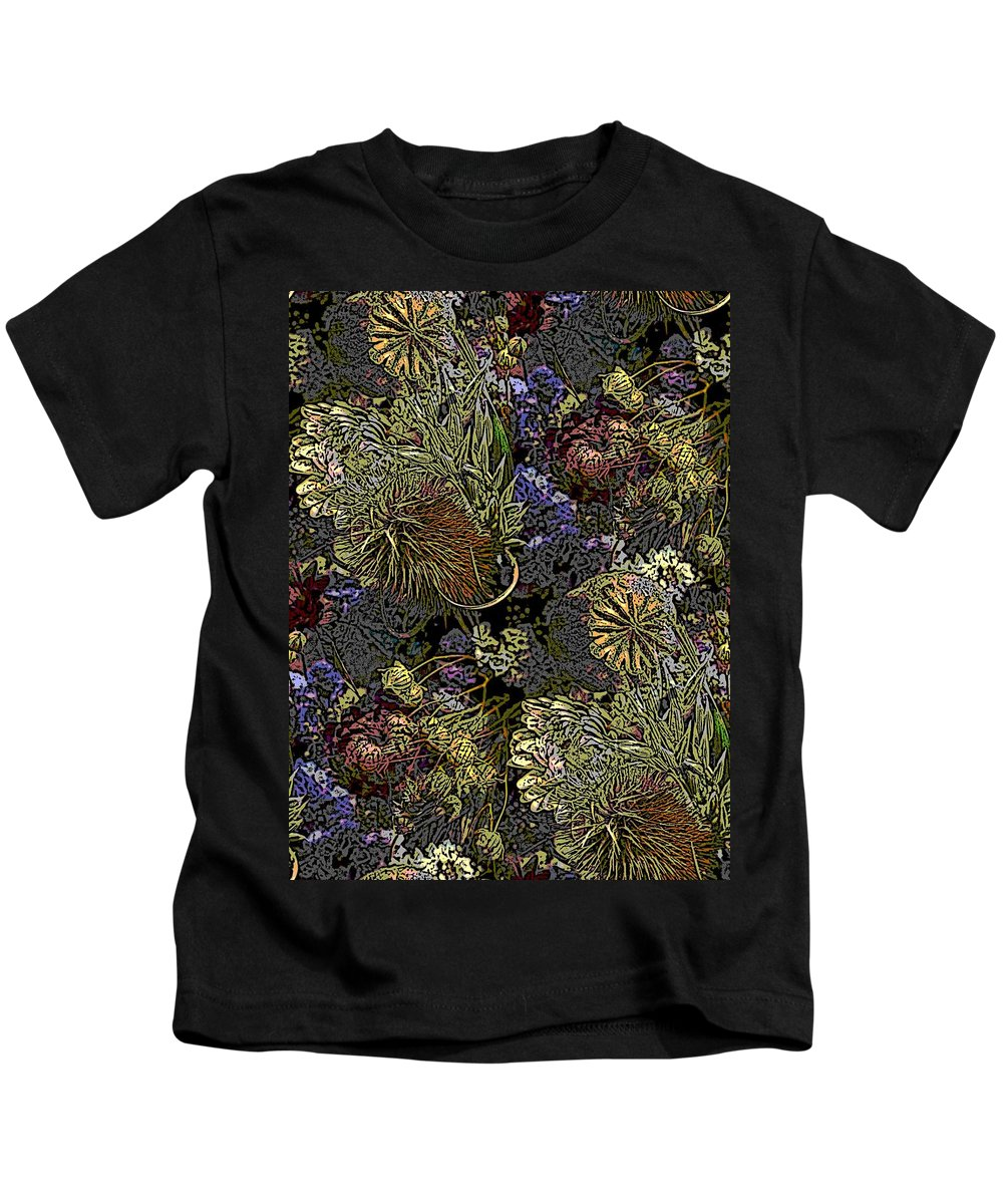 Dried Kids T-Shirt featuring the digital art Dried Delight by Tim Allen