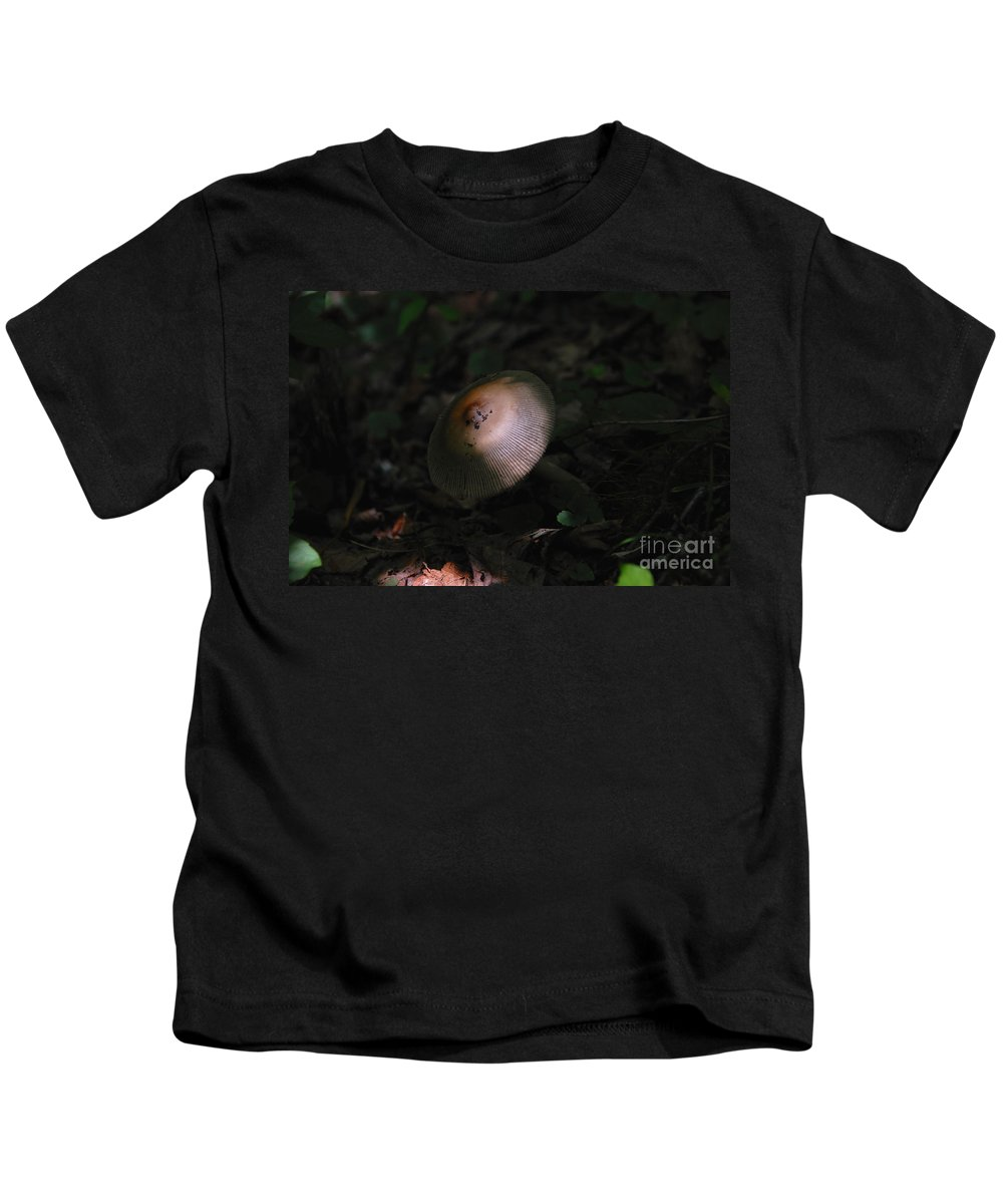 Emerging Kids T-Shirt featuring the photograph Emergence by David Lee Thompson
