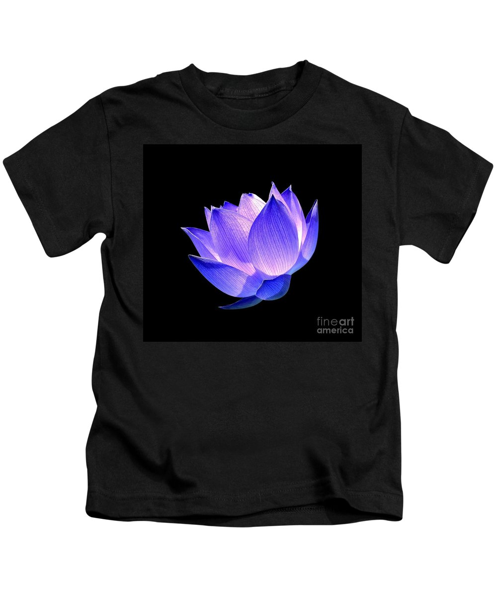 Flower Kids T-Shirt featuring the photograph Enlightened by Jacky Gerritsen