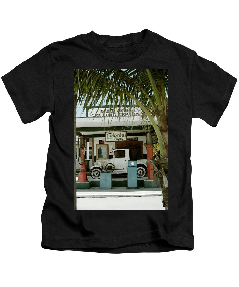 Everglade City Kids T-Shirt featuring the photograph Everglade City II by Flavia Westerwelle