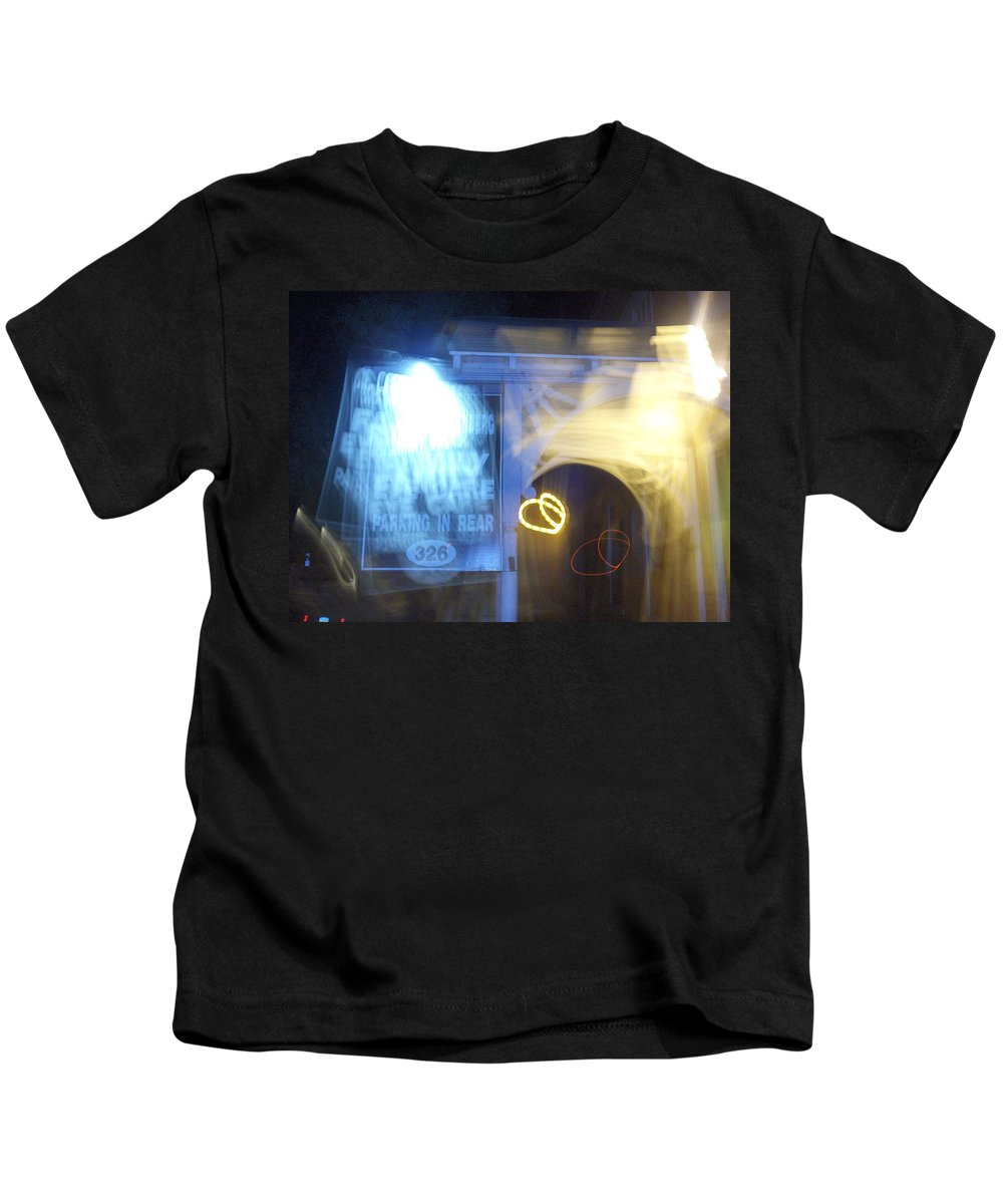 Photograph Kids T-Shirt featuring the photograph Eye Doctor by Thomas Valentine