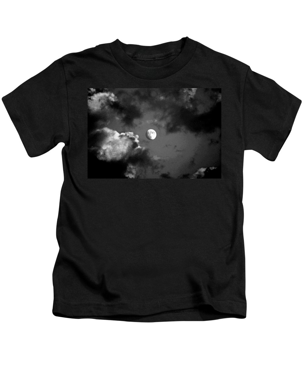 Sky Kids T-Shirt featuring the photograph Eye In The Sky by Steve Karol