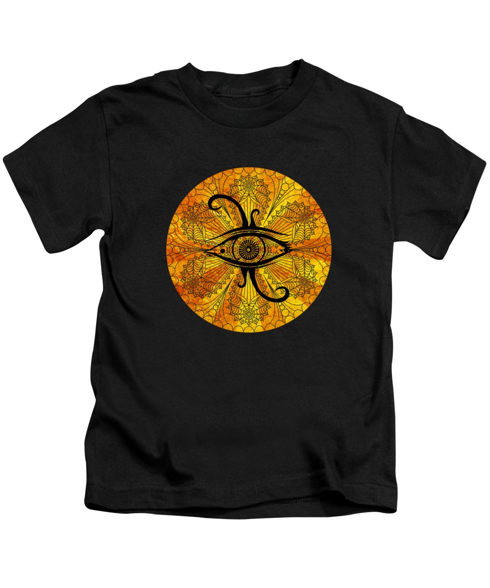 4abe0aa93 Eye Of Providence Kids T-Shirts | Fine Art America