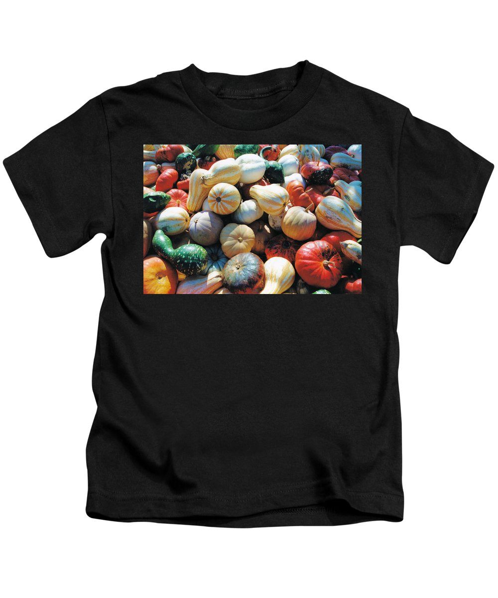 Still Life Kids T-Shirt featuring the photograph Fiesta by Jan Amiss Photography