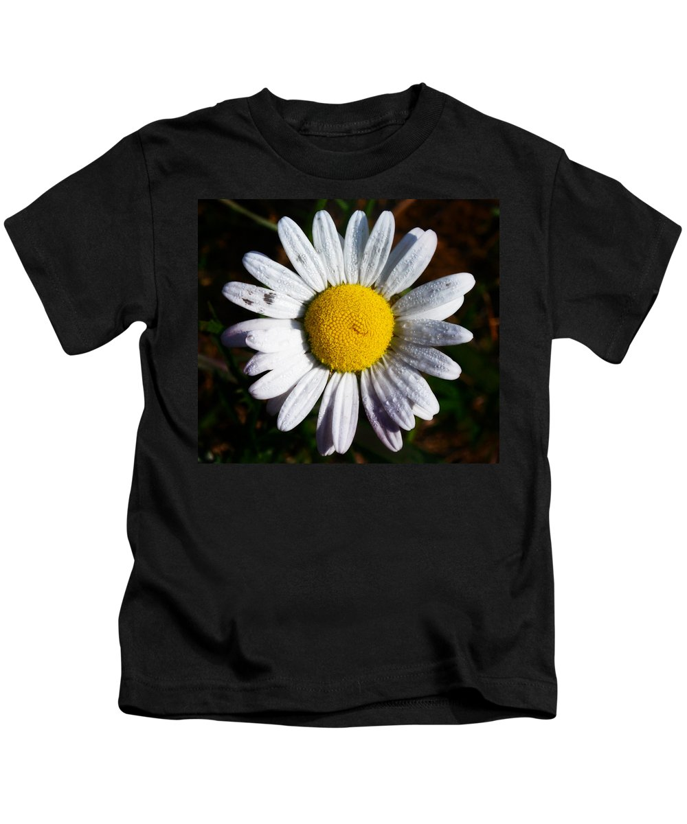Flowers Kids T-Shirt featuring the photograph Flower Power by Bill Cannon