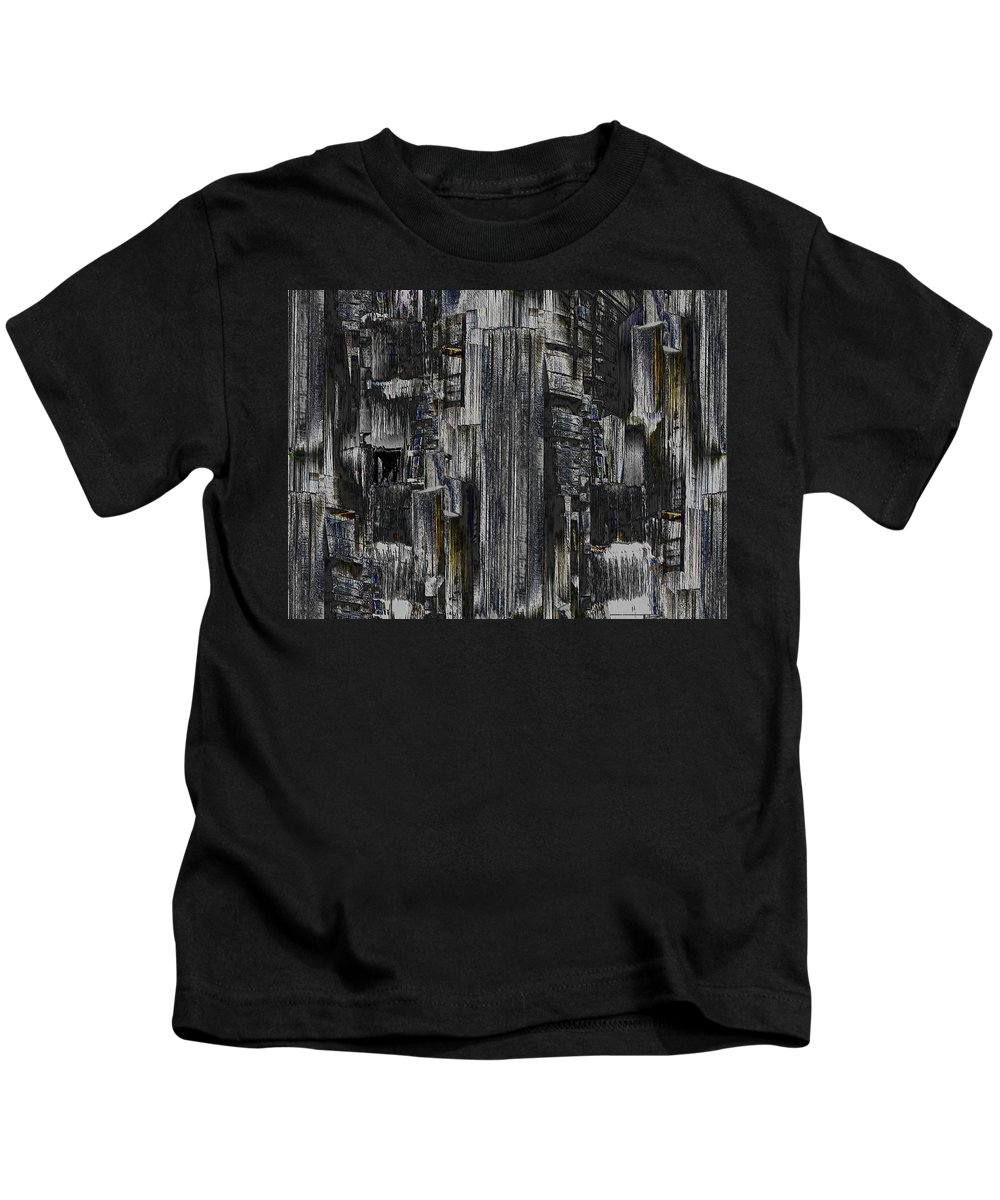 Seattle Kids T-Shirt featuring the photograph Freeway Park 2 by Tim Allen