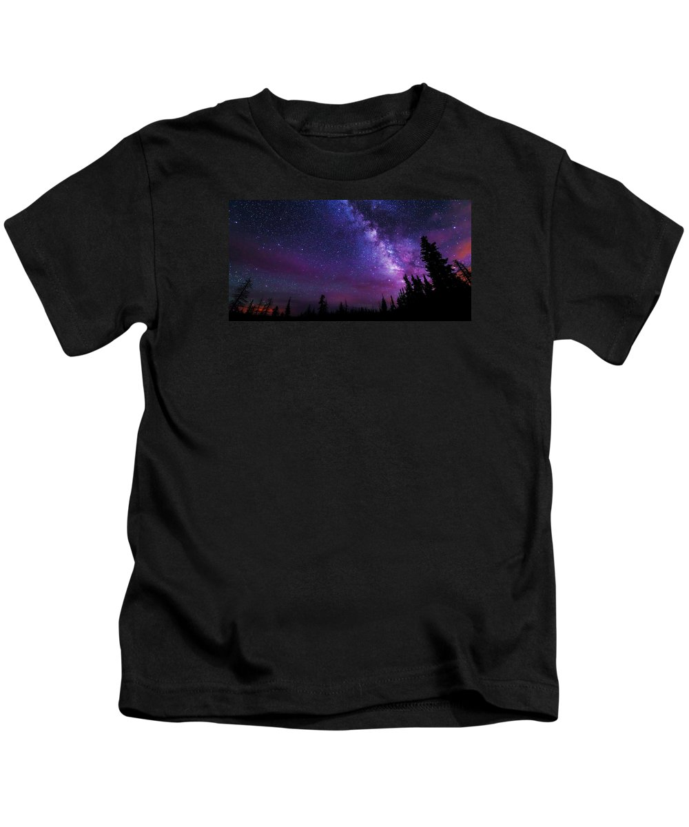 Gaze Kids T-Shirt featuring the photograph Gaze by Chad Dutson