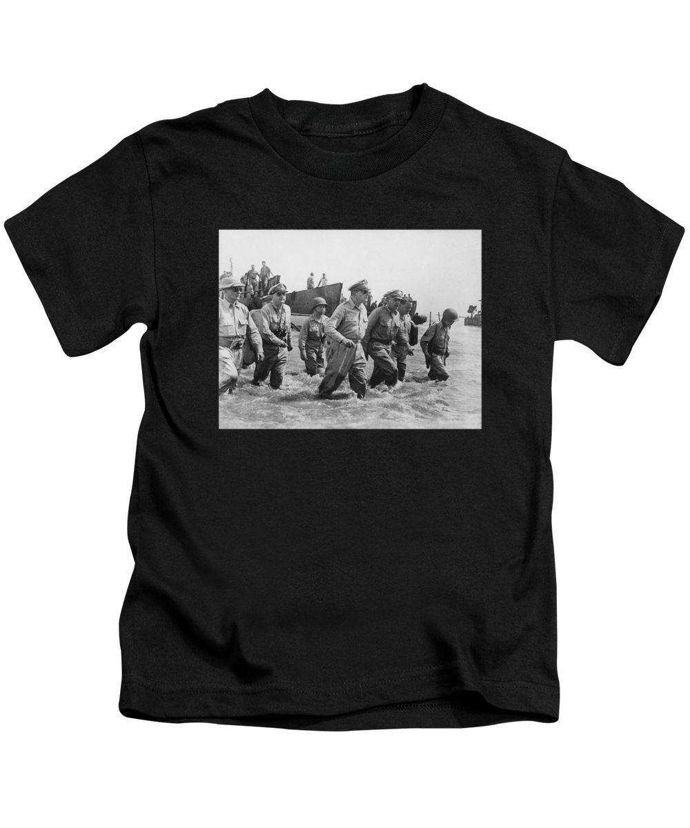 Pacific Photographs Kids T-Shirts