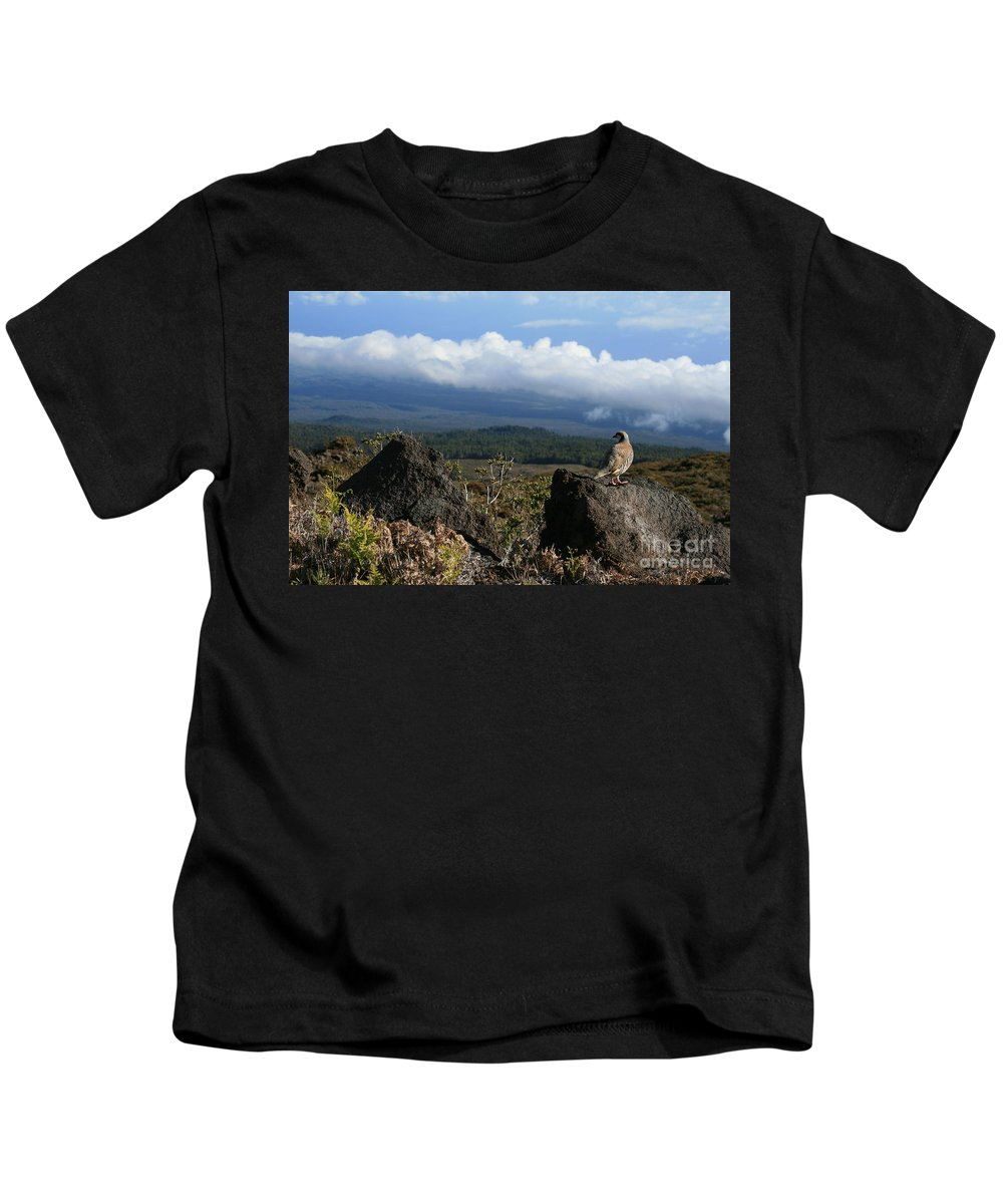 Aloha Kids T-Shirt featuring the photograph Good Morning Maui by Sharon Mau