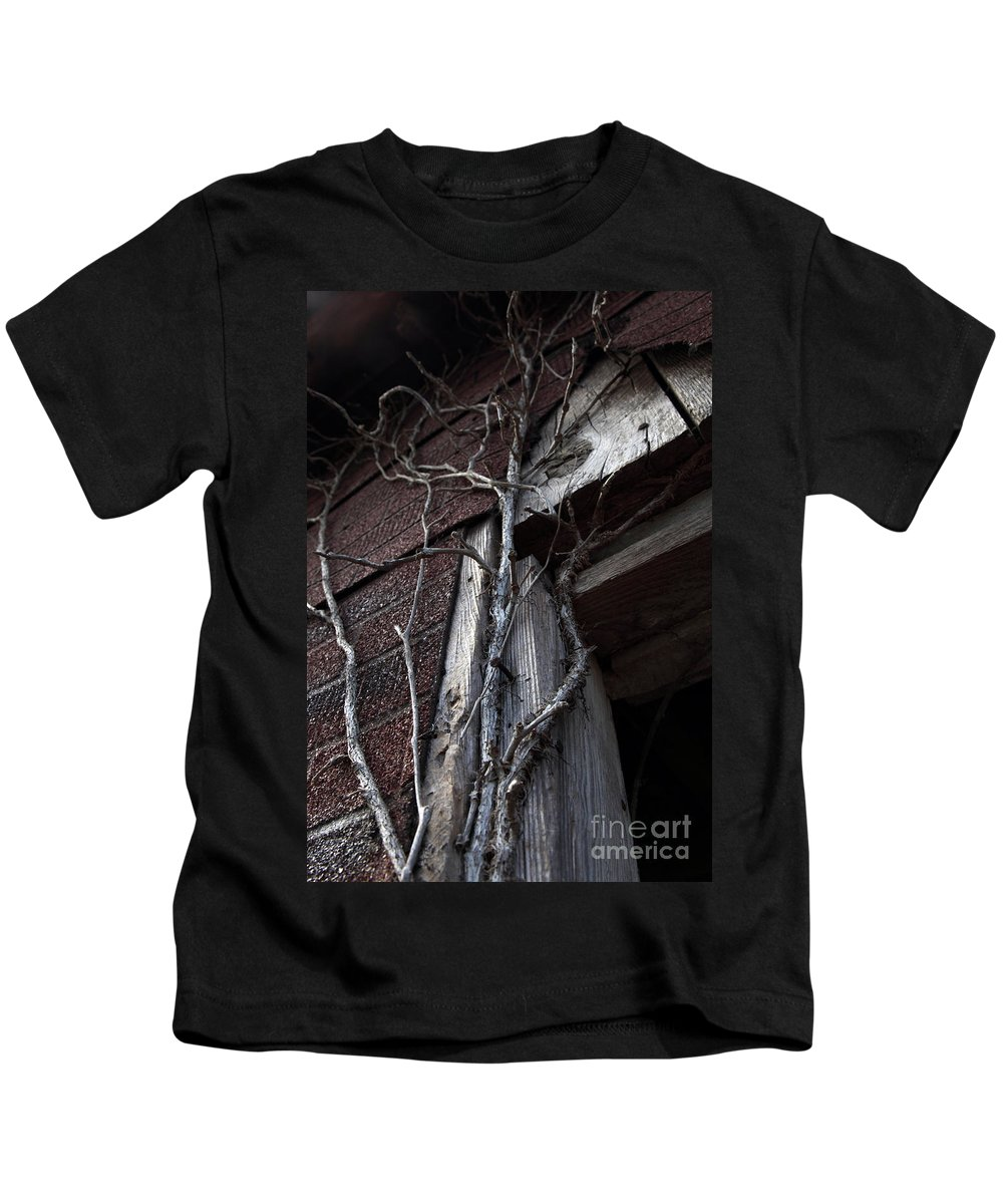 Broken Kids T-Shirt featuring the photograph Growth by Amanda Barcon