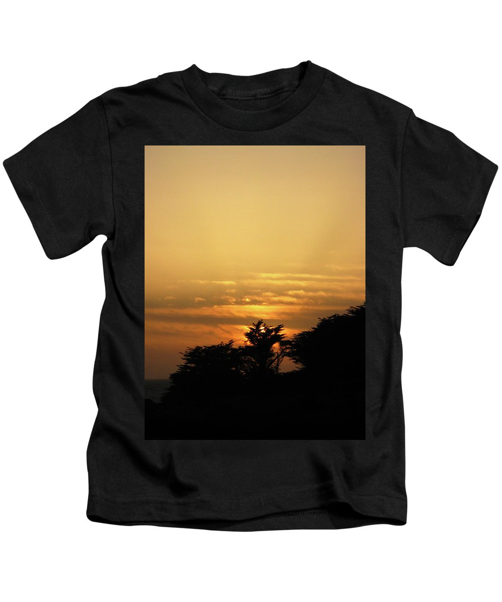 Sunrise Kids T-Shirt featuring the photograph Hallelujiah Sunrise by Pauline Darrow