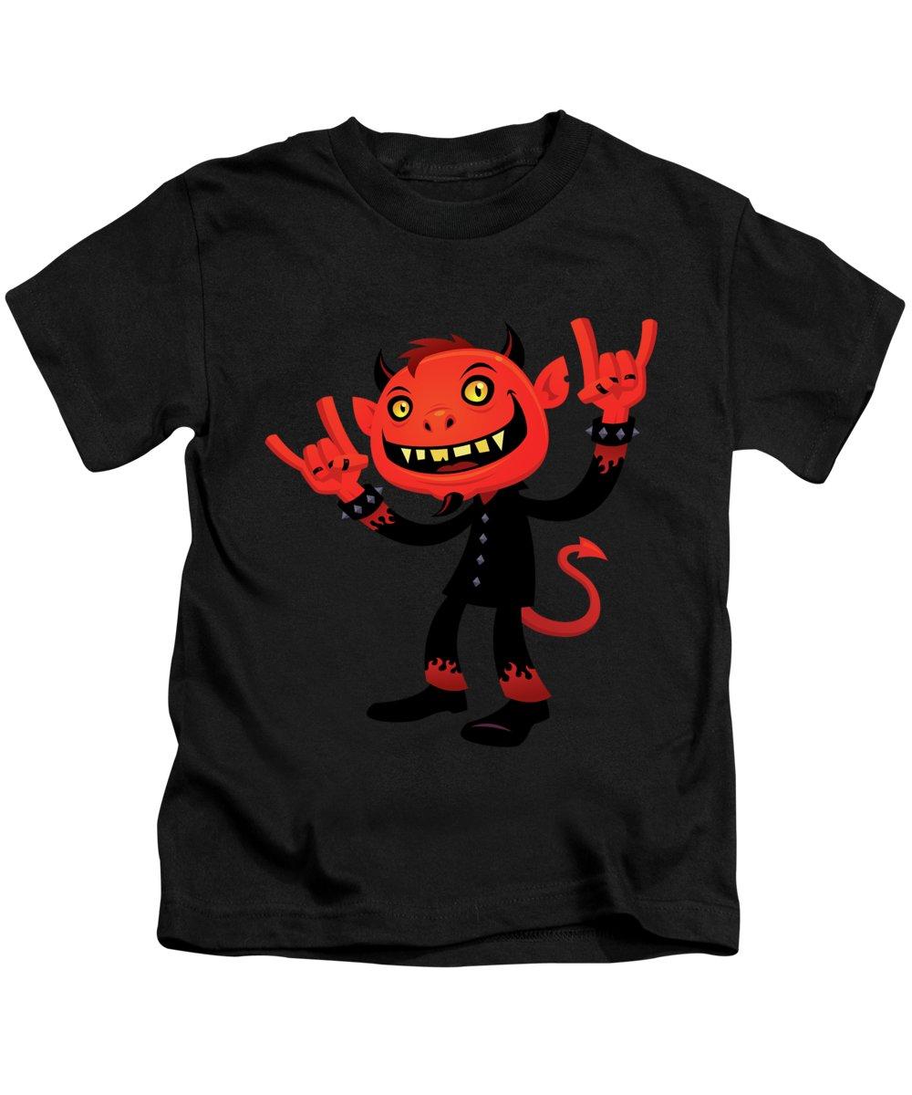 Heavy Metal Music Kids T-Shirts