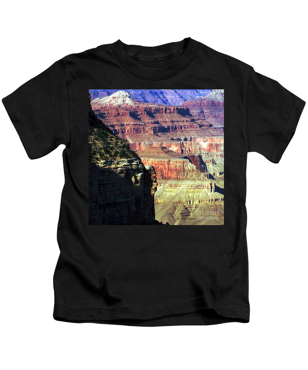 Photograph Kids T-Shirt featuring the photograph Heritage by Shelley Jones