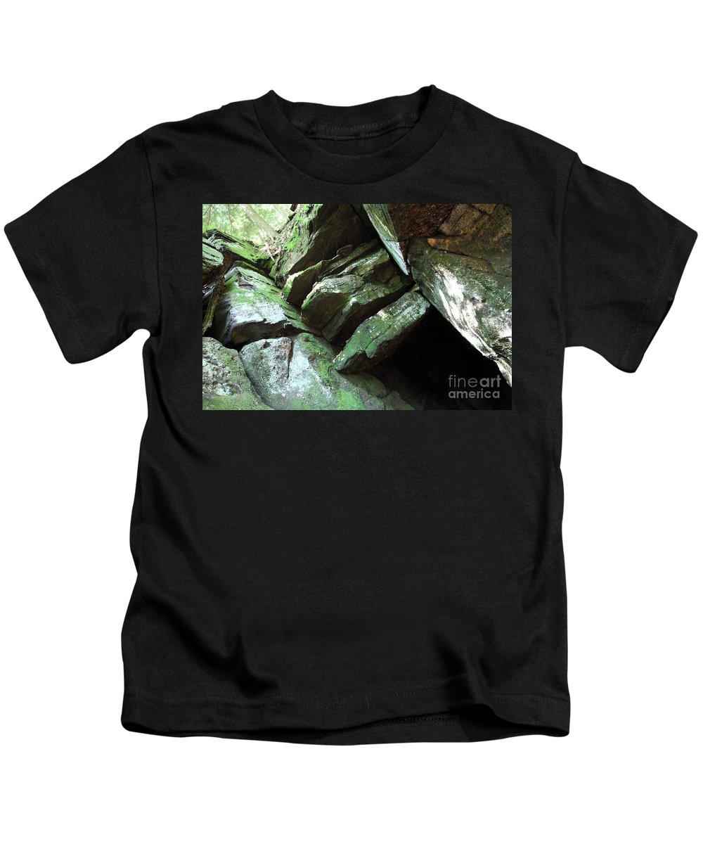 Tree Kids T-Shirt featuring the photograph Hi Tree by Amanda Barcon
