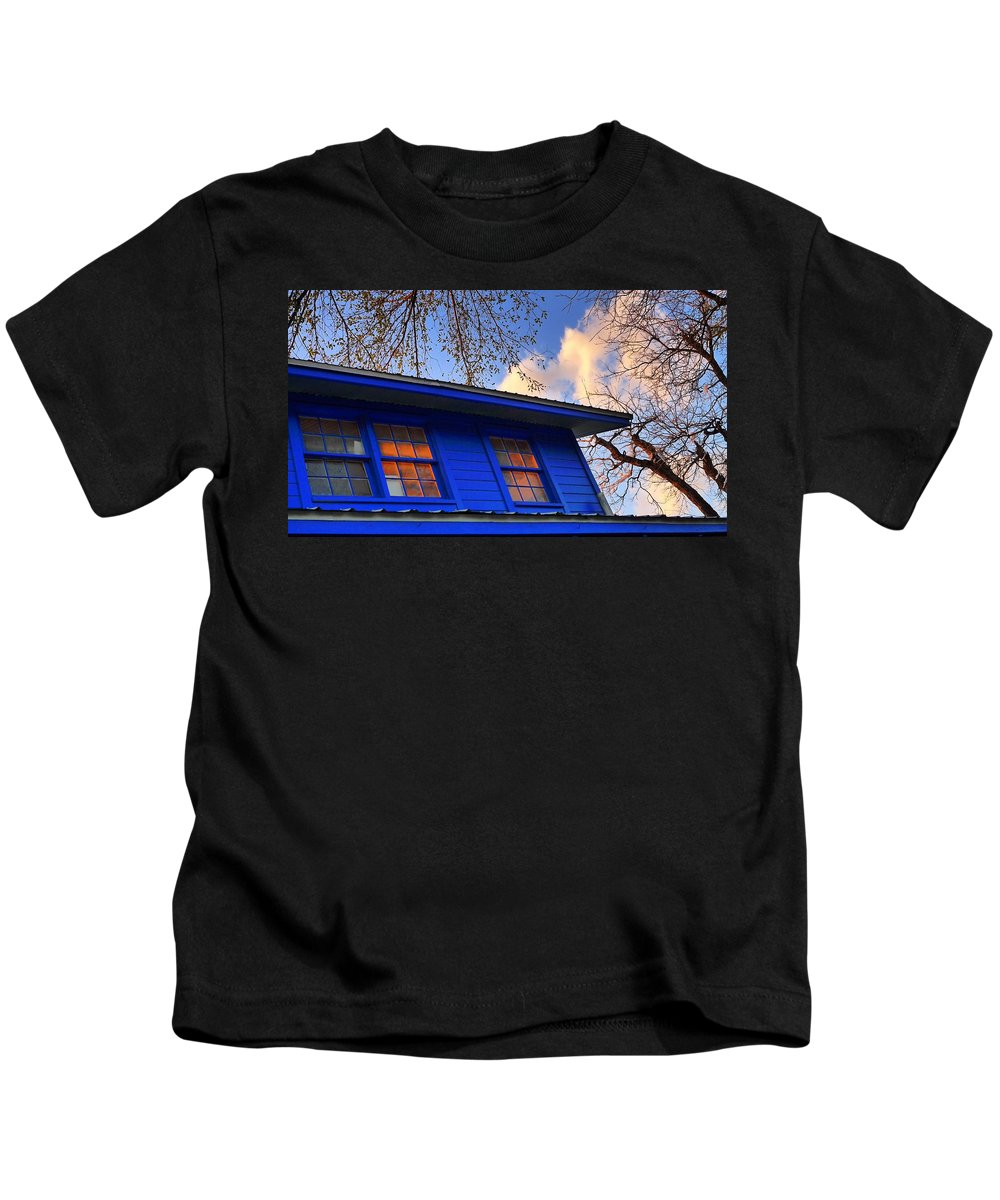 Hope Kids T-Shirt featuring the photograph Hope by Skip Hunt