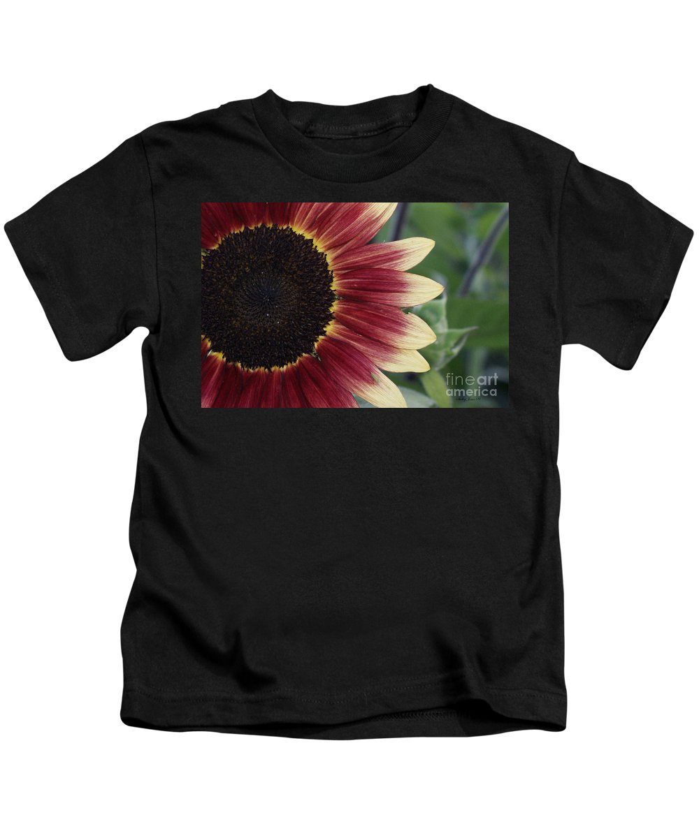 Photography Kids T-Shirt featuring the photograph If It Makes You Happy by Shelley Jones