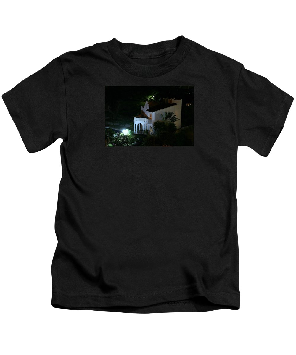 Photography Kids T-Shirt featuring the photograph Illumination by J R Seymour