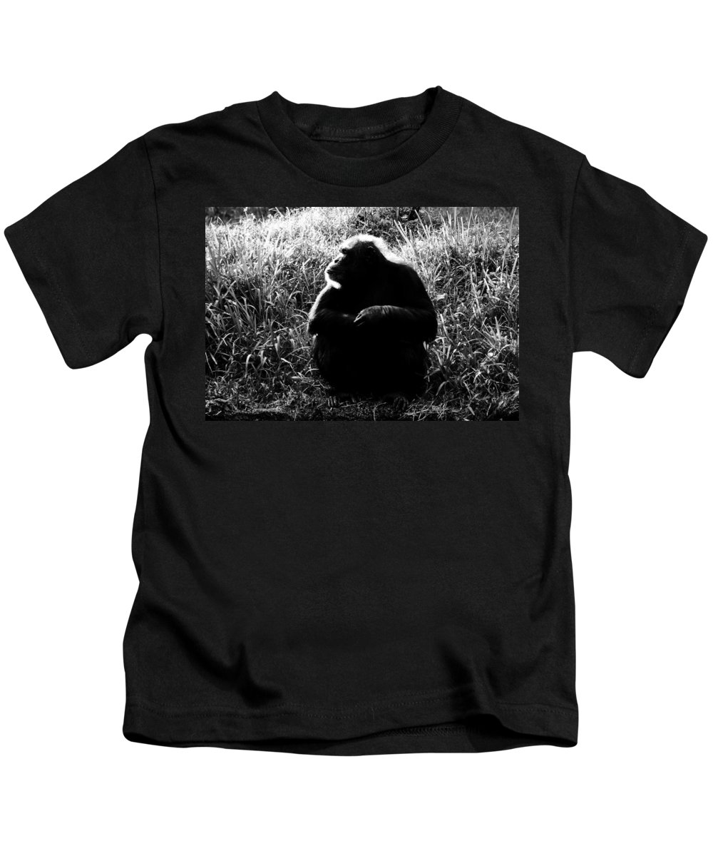 Smart Kids T-Shirt featuring the photograph Intelligence by David Lee Thompson