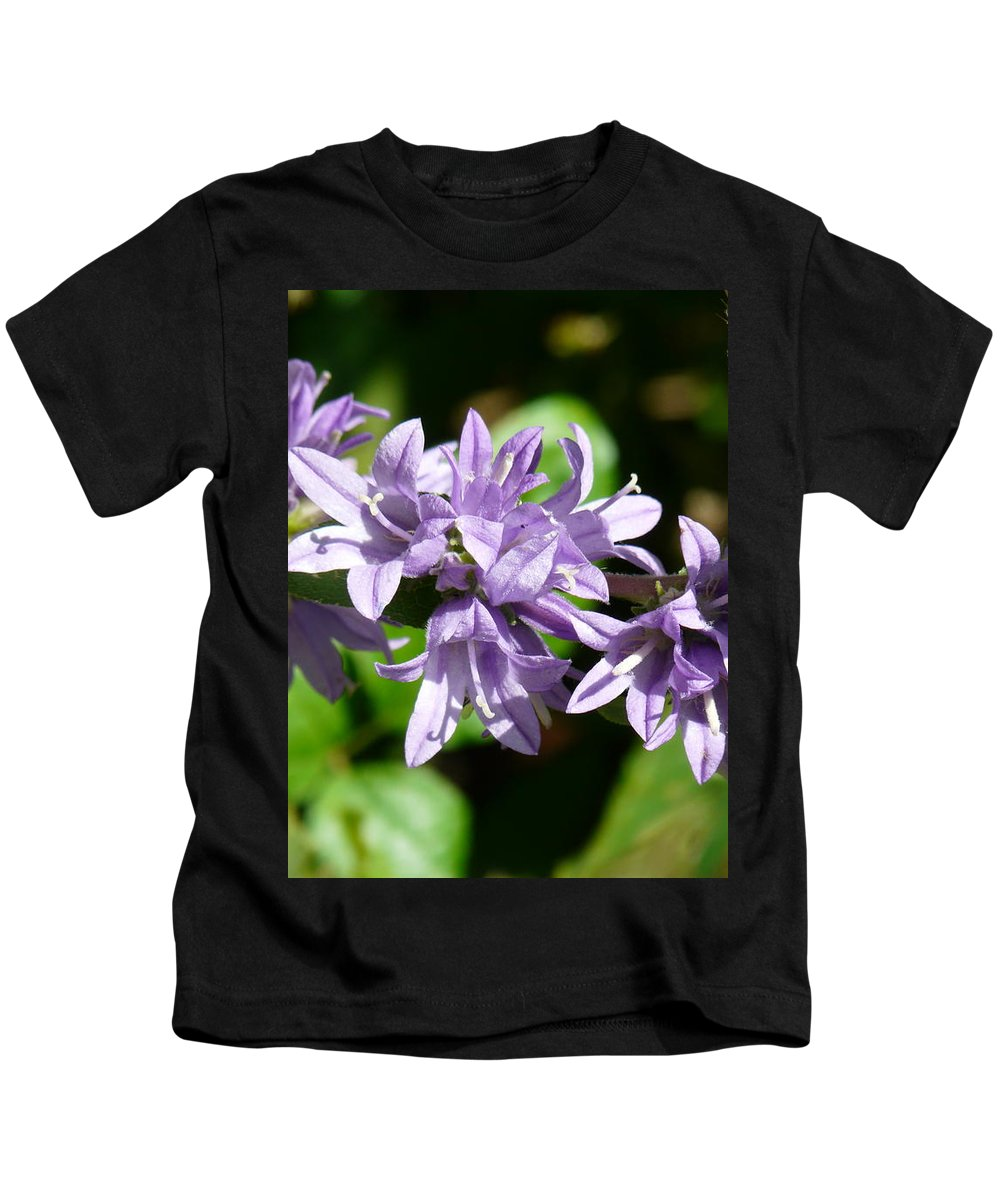 Flower Kids T-Shirt featuring the photograph Jingle Bells by Valerie Ornstein