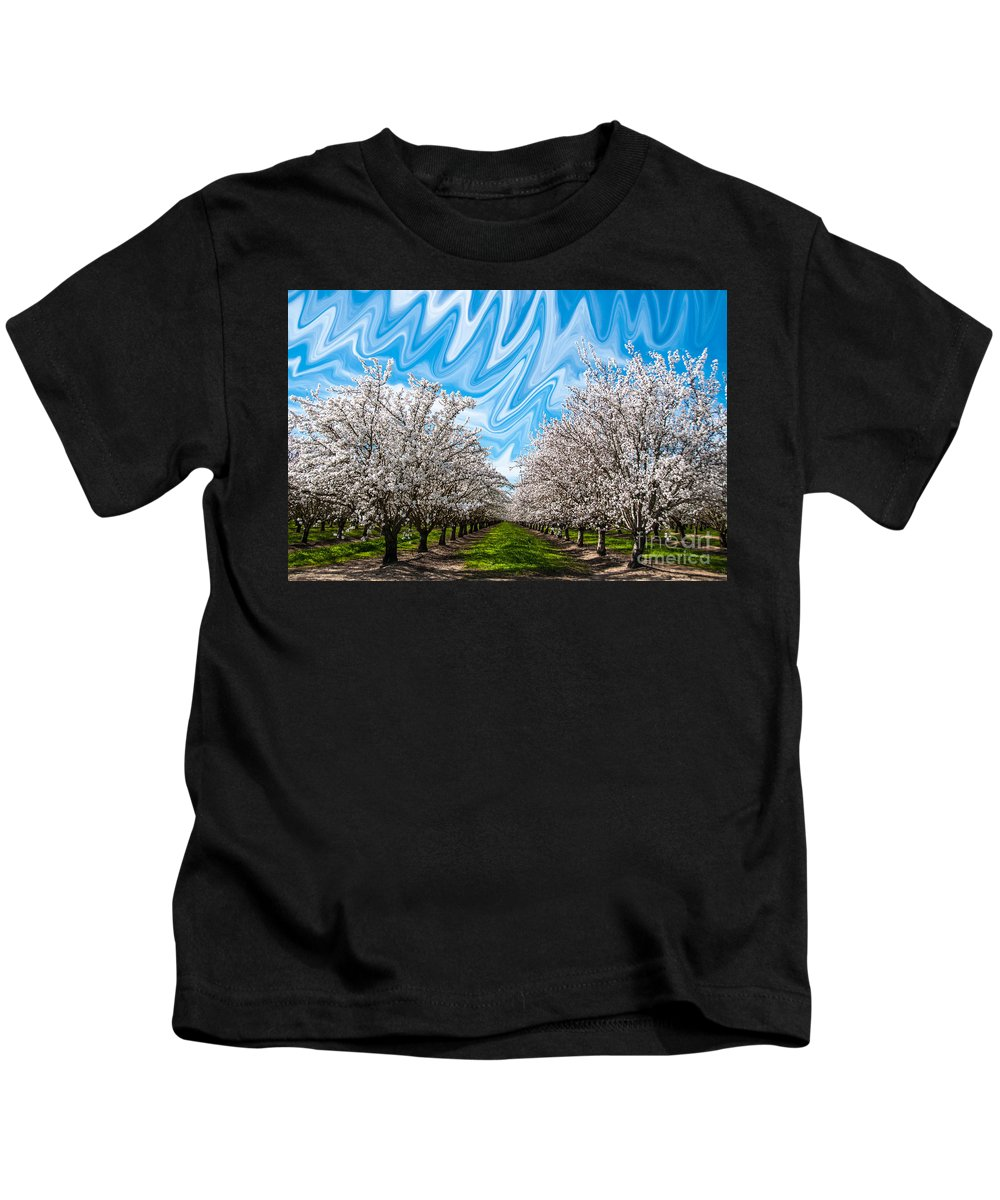 Orchard Kids T-Shirt featuring the photograph Lucid by Dylan O'Connor